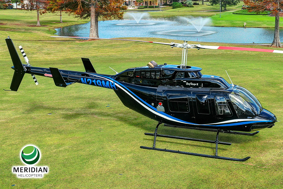 Helicopter Refurbishment Services